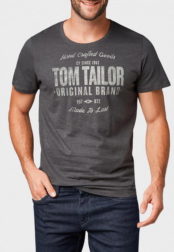 Футболка Tom Tailor Tom Tailor TO172EMBXHN6 футболка tom tailor 1037760 00 75 8210