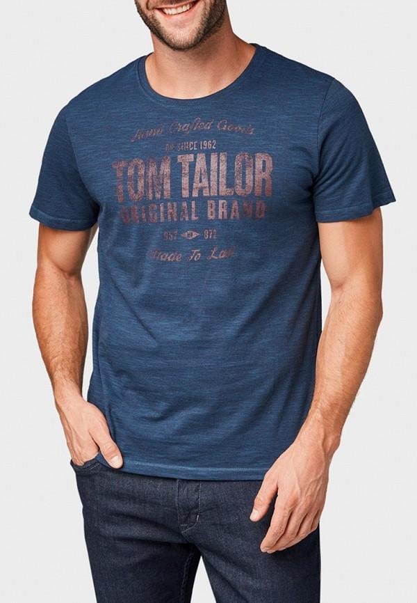 Футболка Tom Tailor Tom Tailor TO172EMBXHN8