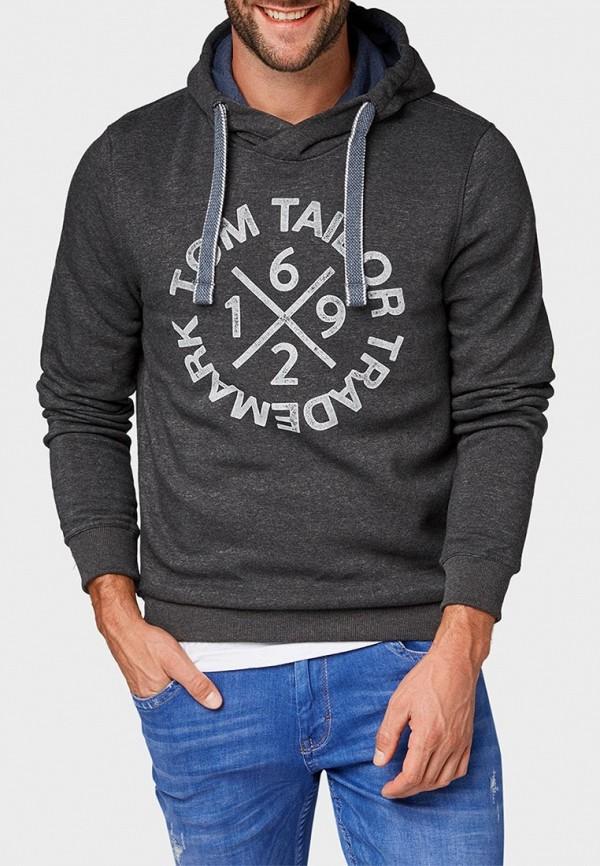 Худи Tom Tailor Tom Tailor TO172EMBXIU1 худи print bar skull