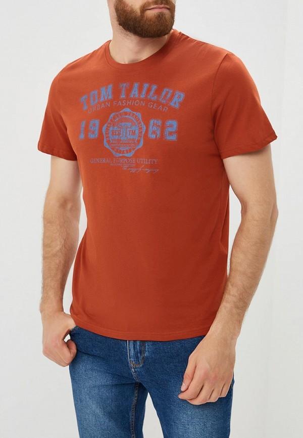 Футболка Tom Tailor Tom Tailor TO172EMCBYI1 футболка tom tailor tom tailor to172ewcbyl6