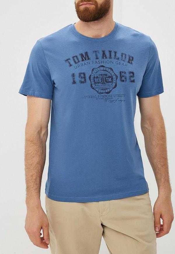 Футболка Tom Tailor Tom Tailor TO172EMCBYI2 футболка tom tailor tom tailor to172ewacth1