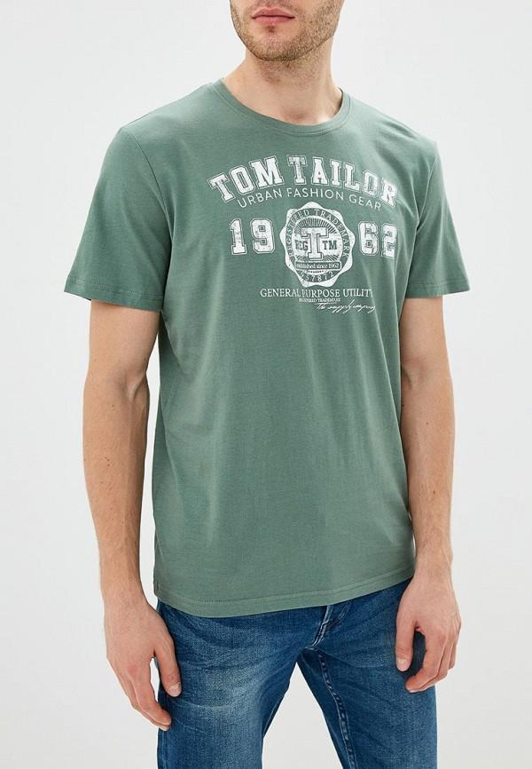 Футболка Tom Tailor Tom Tailor TO172EMCUSK2