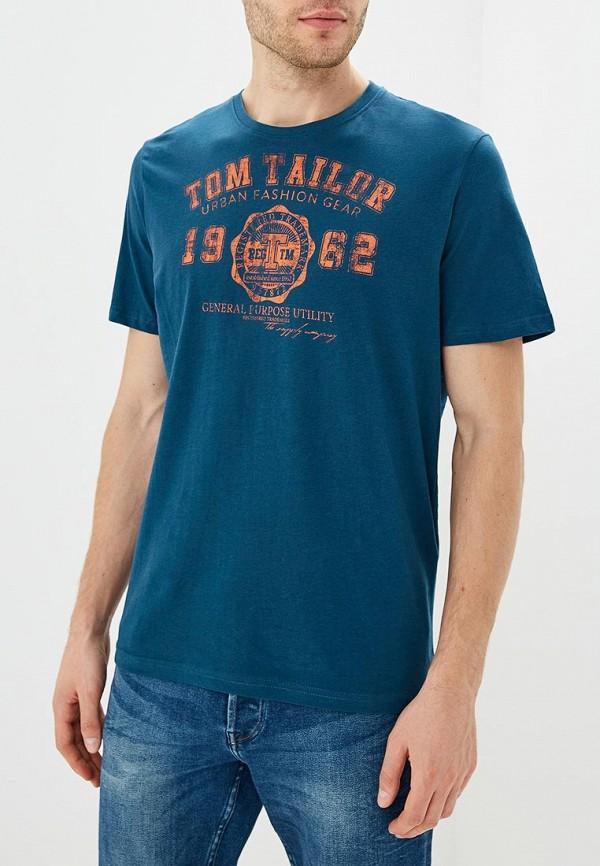 Футболка Tom Tailor Tom Tailor TO172EMCUSK3