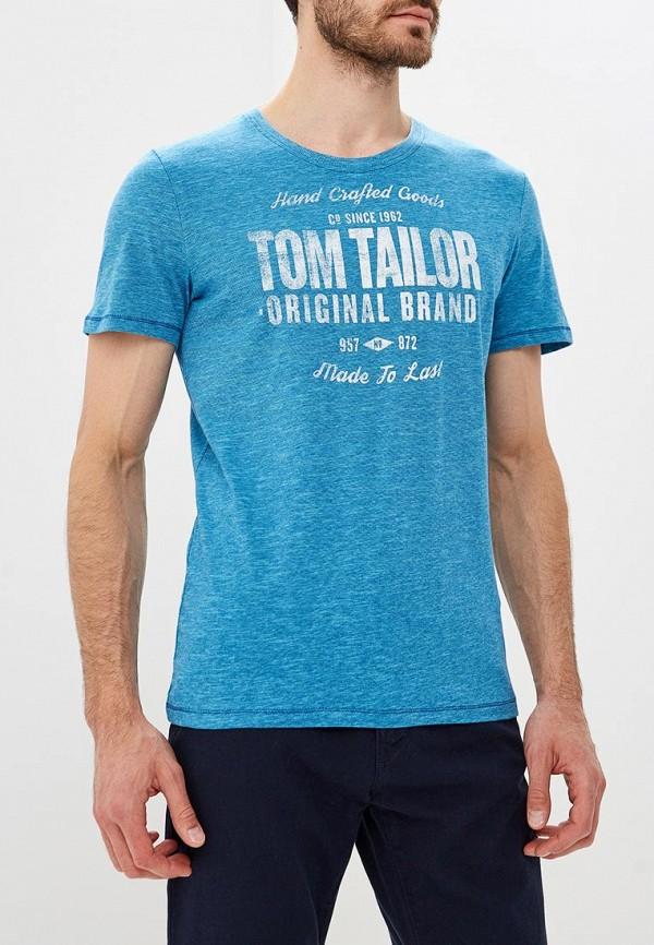 Футболка Tom Tailor Tom Tailor TO172EMCUSK4