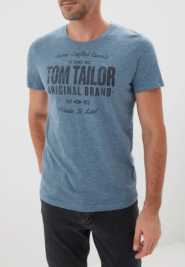 Футболка Tom Tailor Tom Tailor TO172EMCUSK6