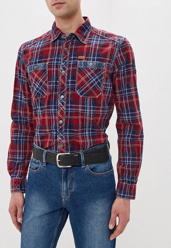 Рубашка Tom Tailor Tom Tailor TO172EMDFTI2 рубашка tom tailor tom tailor to172emdldj5
