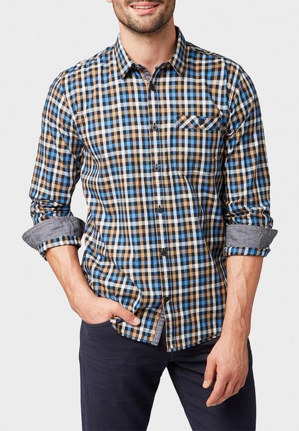 Купить Рубашка Tom Tailor, to172emdjij1, разноцветный, Осень-зима 2018/2019