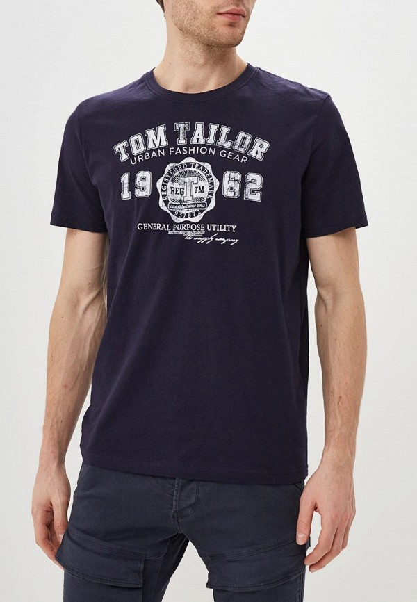 Футболка Tom Tailor Tom Tailor TO172EMDTJD2 футболка tom tailor tom tailor to172emdrew5