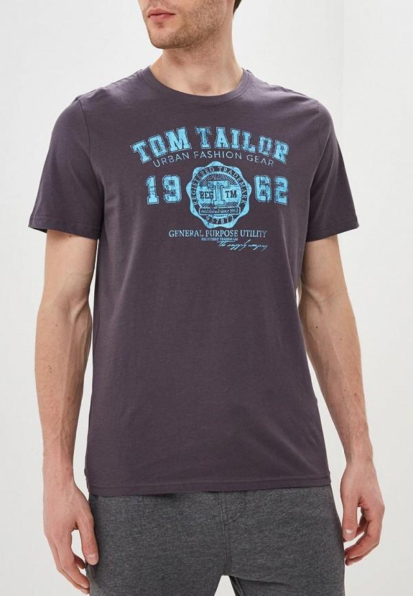 Футболка Tom Tailor Tom Tailor TO172EMDTKJ1