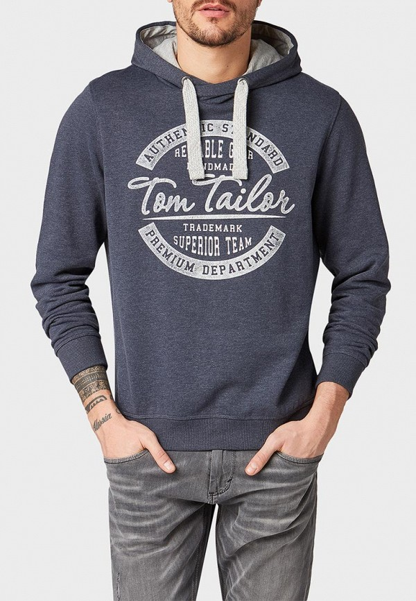 Худи Tom Tailor Tom Tailor TO172EMDTKQ4 худи print bar skull