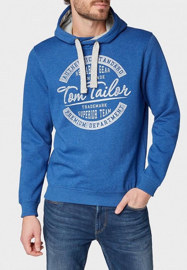 Худи Tom Tailor Tom Tailor TO172EMDTKQ6 худи print bar skull