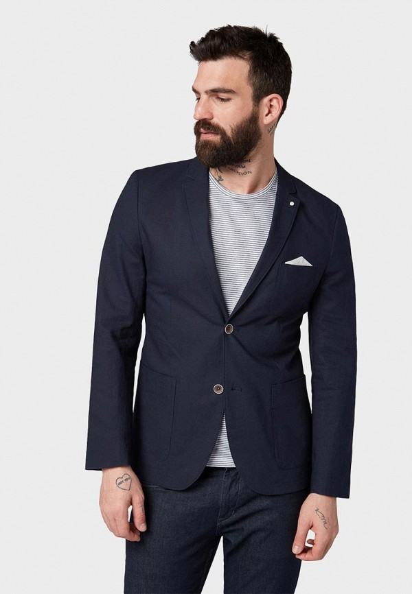 Пиджак Tom Tailor Tom Tailor TO172EMDTKQ7