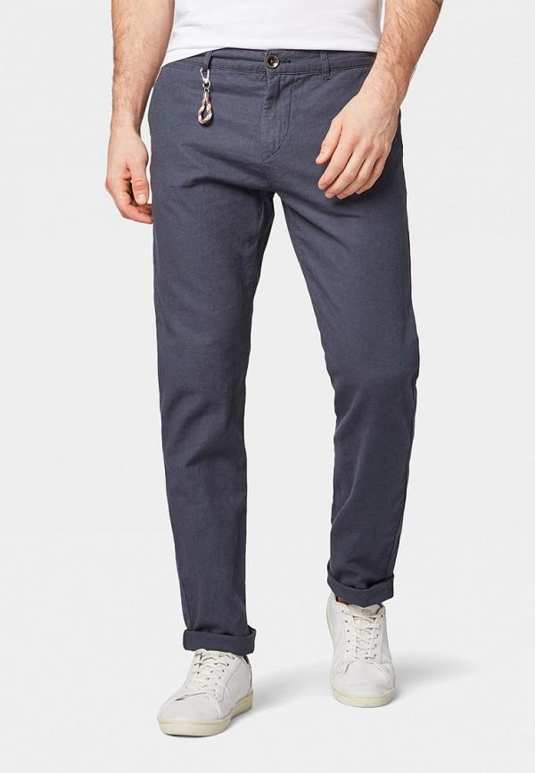 Фото - мужские брюки Tom Tailor серого цвета