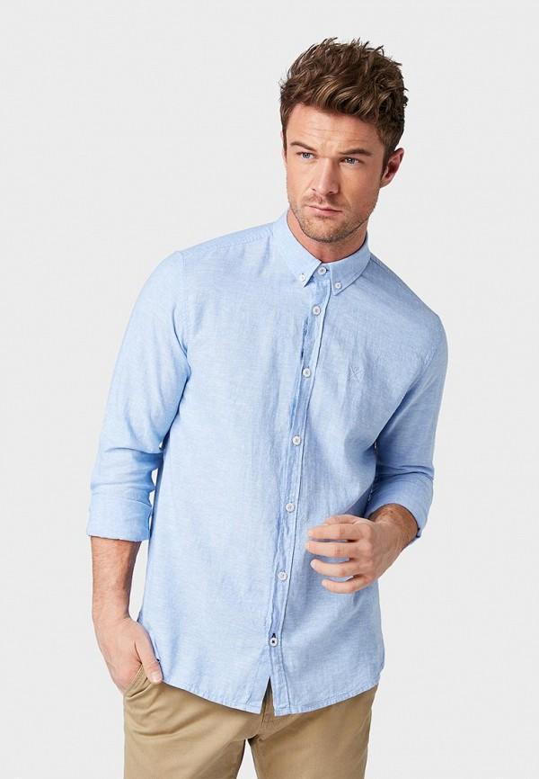 Рубашка Tom Tailor Tom Tailor TO172EMDTLF3 рубашка regular tom tailor р s int 46 ru 37