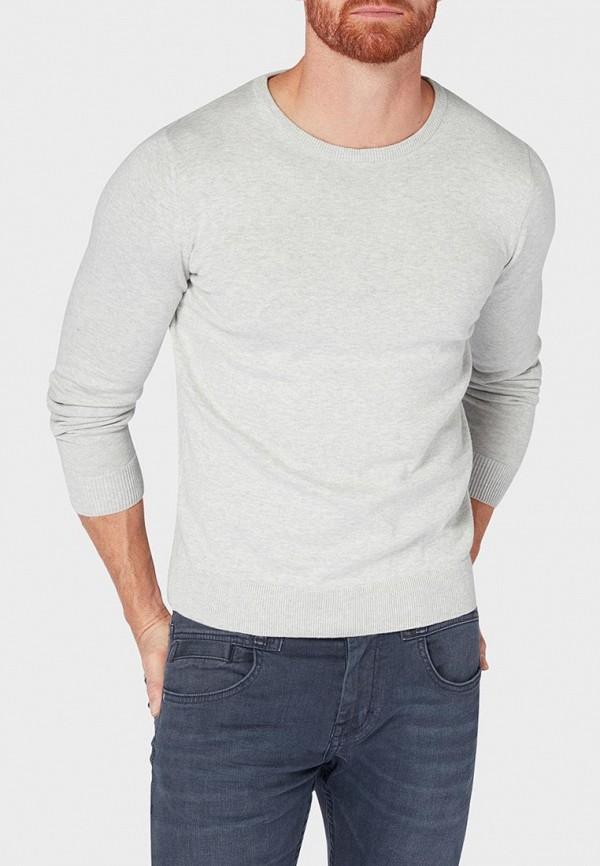 Джемпер Tom Tailor Tom Tailor TO172EMDTNA7 джемпер мужской tom tailor цвет серый 3022868 09 12 2803 размер m 48