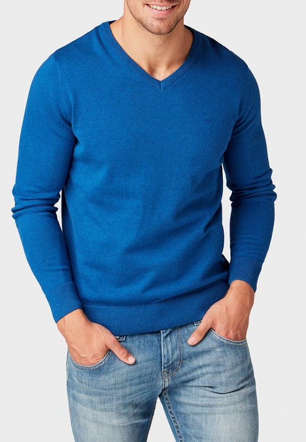 Пуловер Tom Tailor Tom Tailor TO172EMDTNB1 цена 2017
