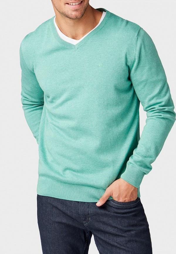 Пуловер Tom Tailor Tom Tailor TO172EMDTNB4 цена 2017