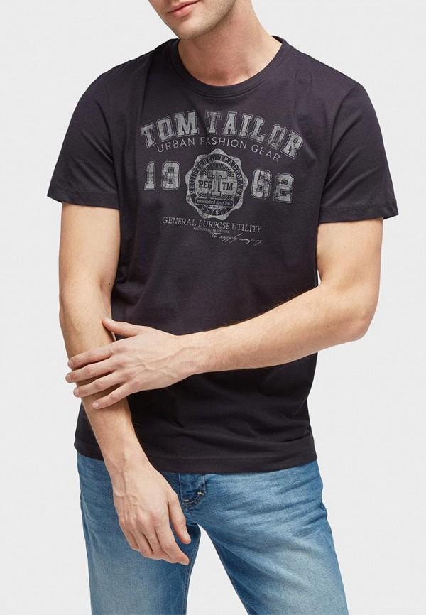все цены на Футболка Tom Tailor Tom Tailor TO172EMDUIE4