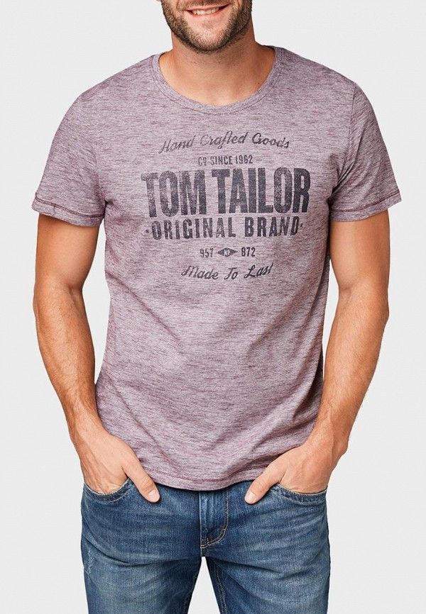 Футболка Tom Tailor Tom Tailor TO172EMDUIE5