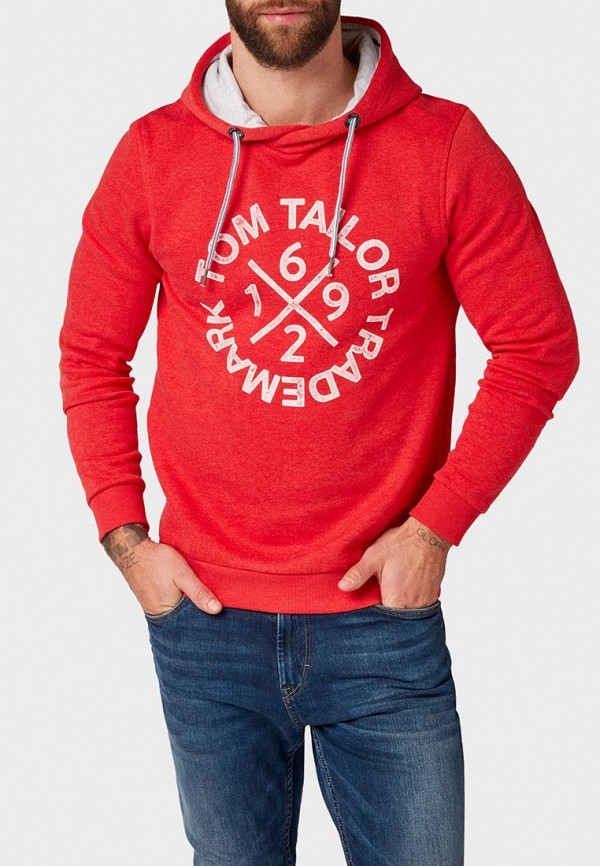 Худи Tom Tailor Tom Tailor TO172EMEHOB5 цена