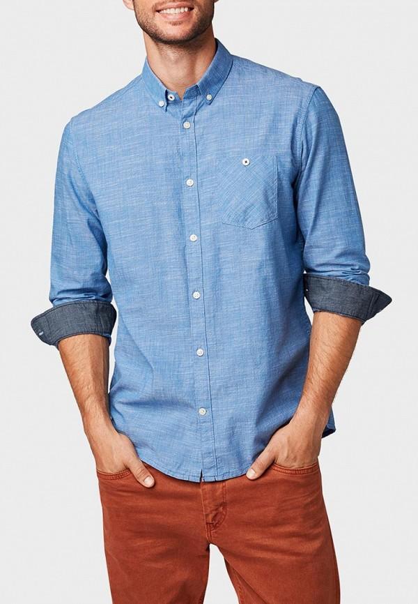 Рубашка Tom Tailor Tom Tailor TO172EMEQDX3 рубашка regular tom tailor р s int 46 ru 37