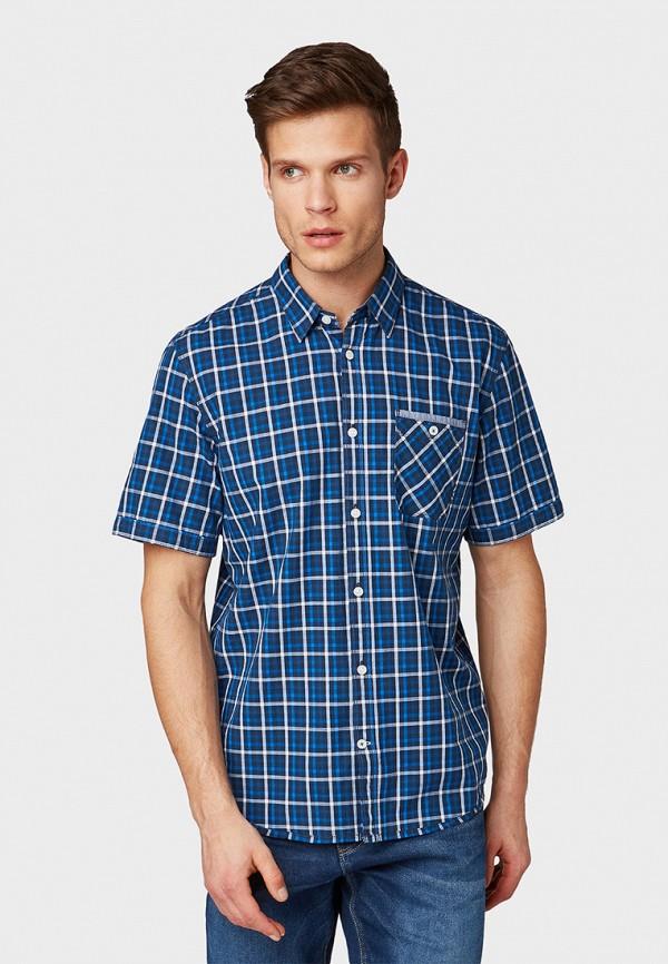 Рубашка Tom Tailor Tom Tailor TO172EMFHGQ2 рубашка regular tom tailor р s int 46 ru 37