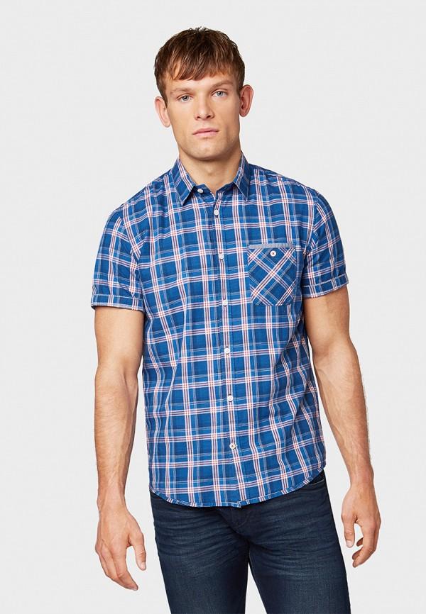 Рубашка Tom Tailor Tom Tailor TO172EMFHGQ5 рубашка regular tom tailor р s int 46 ru 37
