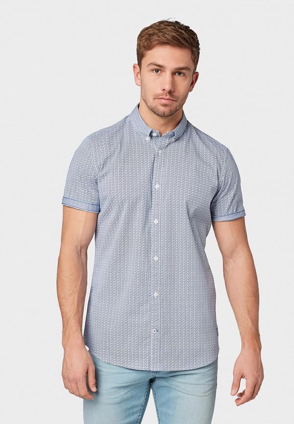 Рубашка Tom Tailor Tom Tailor TO172EMFHGQ8 рубашка regular tom tailor р s int 46 ru 37