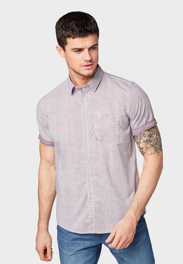 Рубашка Tom Tailor Tom Tailor TO172EMFHGZ0 рубашка regular tom tailor р s int 46 ru 37