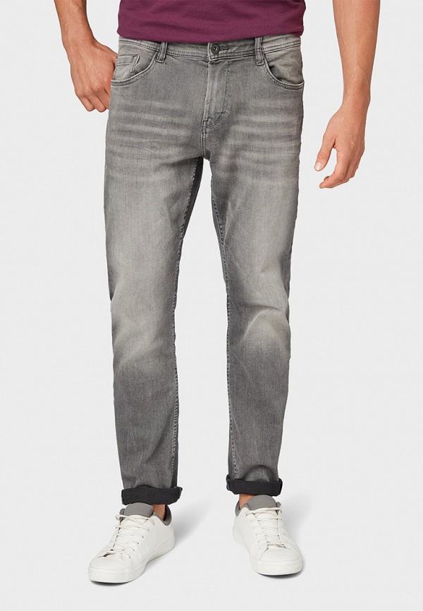 мужские джинсы tom tailor, серые