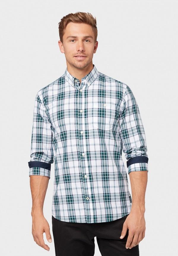 Рубашка Tom Tailor Tom Tailor TO172EMGBDV6 рубашка regular tom tailor р s int 46 ru 37