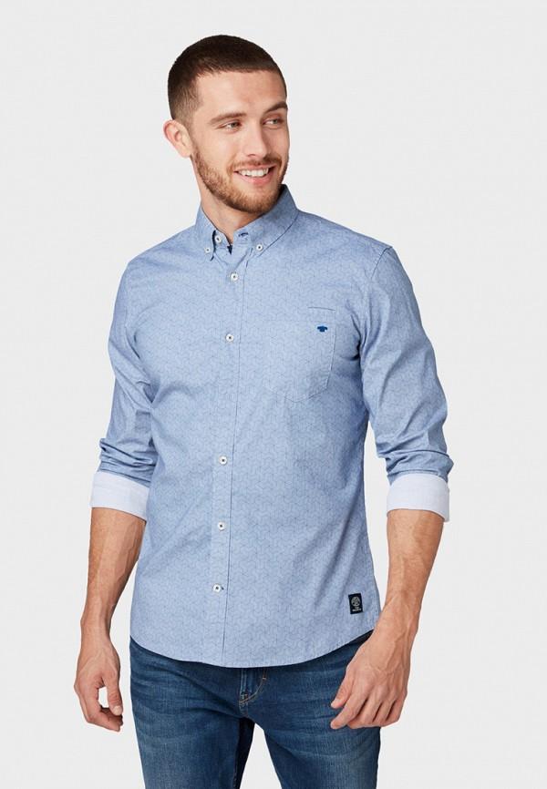 Рубашка Tom Tailor Tom Tailor TO172EMGBDW3 рубашка regular tom tailor р s int 46 ru 37