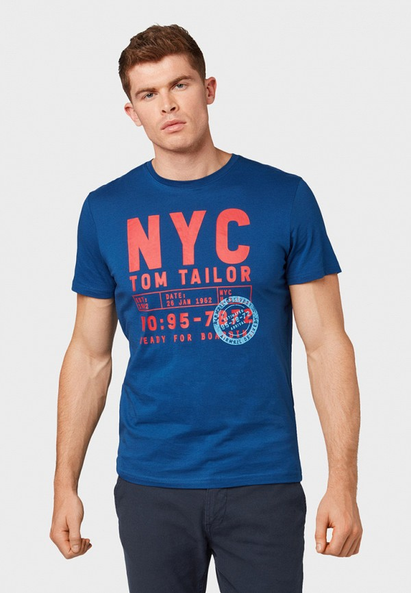 Футболка Tom Tailor Tom Tailor TO172EMGBDX4