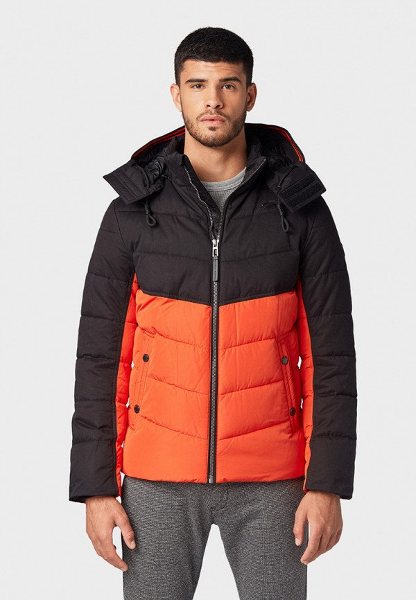 Куртка утепленная Tom Tailor Tom Tailor TO172EMGBEI7