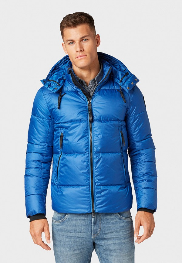Куртка утепленная Tom Tailor Tom Tailor TO172EMGBEJ6