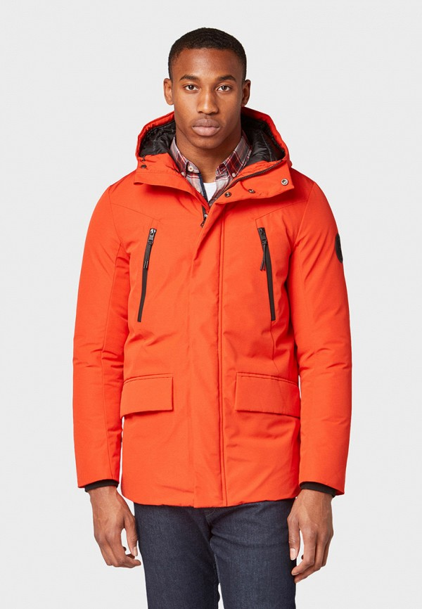 Куртка утепленная Tom Tailor Tom Tailor TO172EMGBEL3 цена