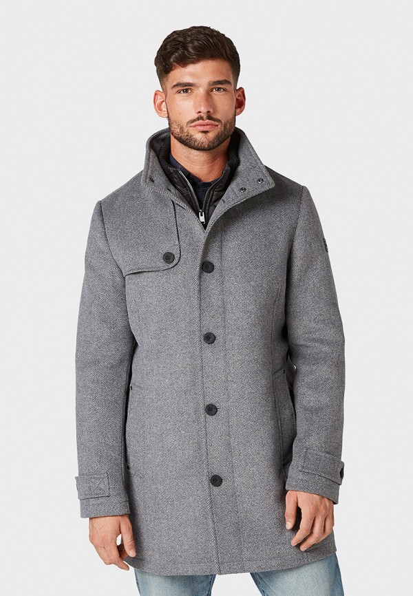 Пальто Tom Tailor Tom Tailor TO172EMGBEM8 цены онлайн