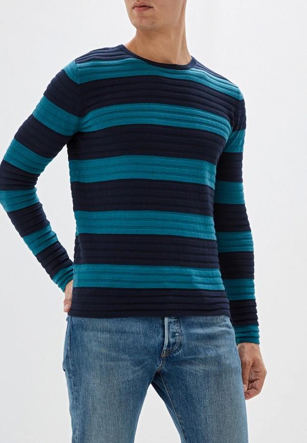 мужской джемпер tom tailor, разноцветный