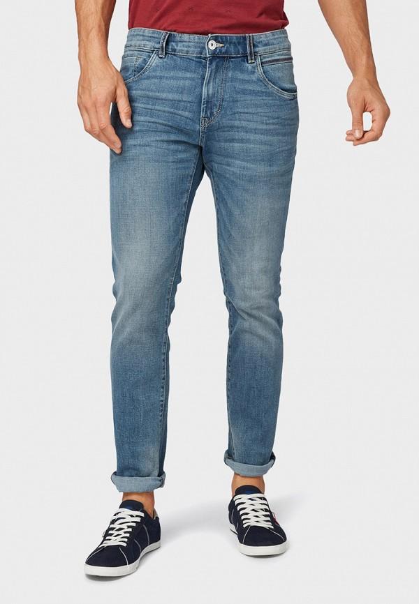 мужские джинсы tom tailor, синие