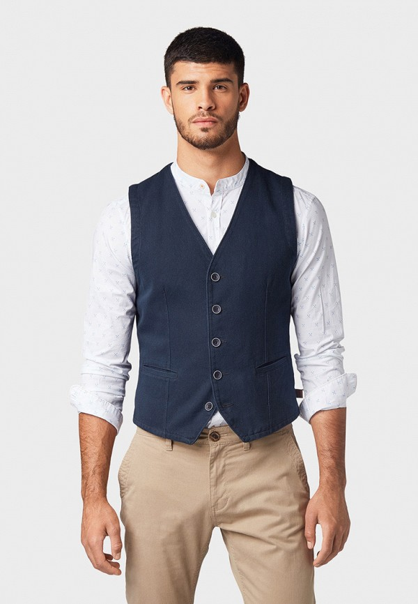 Жилет Tom Tailor Tom Tailor TO172EMGBFI9 жилет утепленный tom tailor tom tailor to172emcjqx5