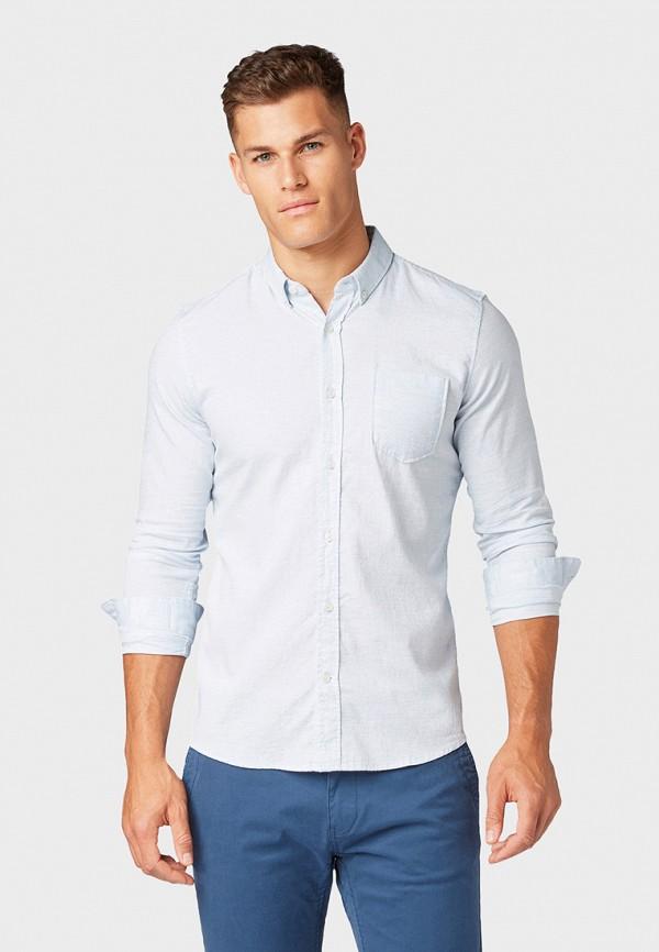 Рубашка Tom Tailor Tom Tailor TO172EMGBFJ1 рубашка regular tom tailor р s int 46 ru 37