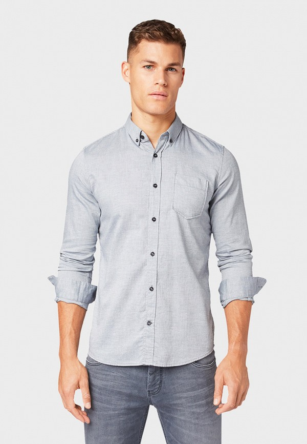 Рубашка Tom Tailor Tom Tailor TO172EMGBFJ2