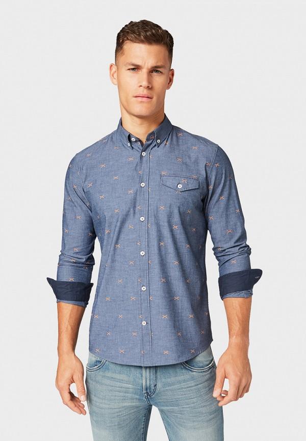 лучшая цена Рубашка Tom Tailor Tom Tailor TO172EMGBFJ6