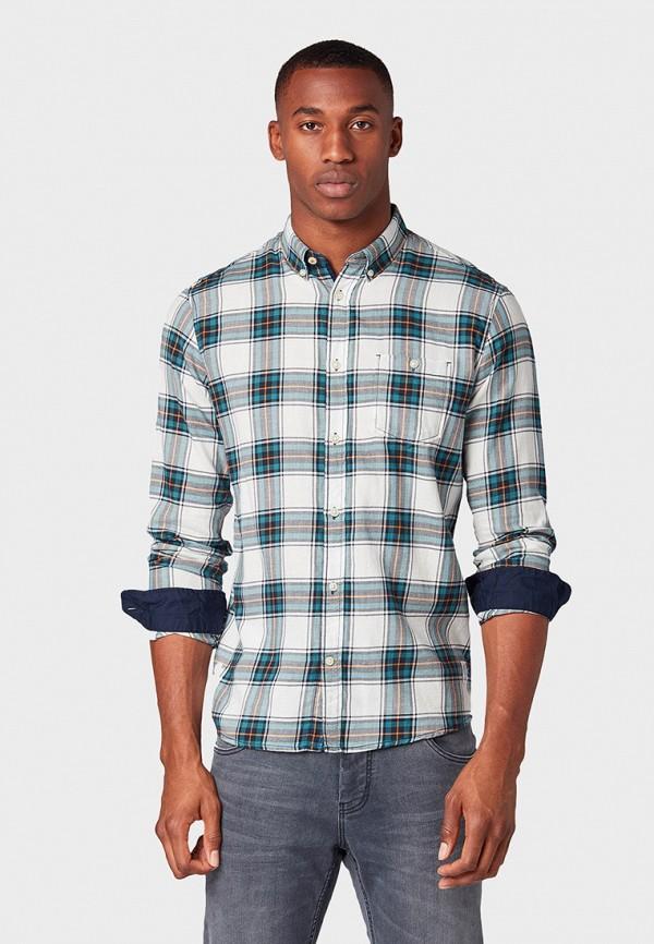 лучшая цена Рубашка Tom Tailor Tom Tailor TO172EMGBFK0