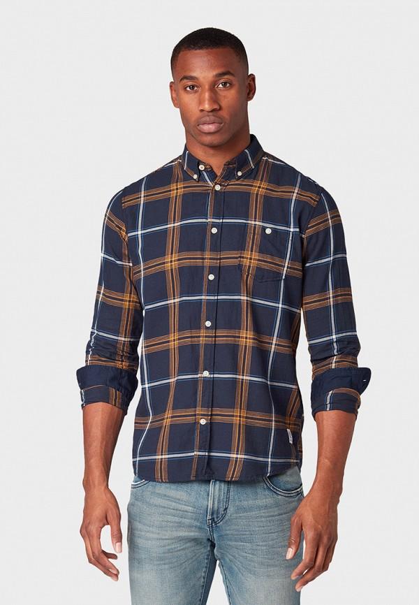Рубашка Tom Tailor Tom Tailor TO172EMGBFK2 рубашка regular tom tailor р s int 46 ru 37