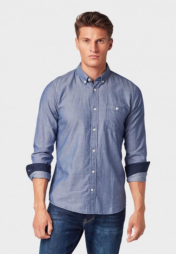 лучшая цена Рубашка Tom Tailor Tom Tailor TO172EMGBFK8