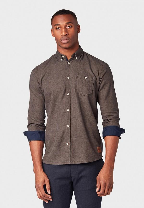 Рубашка Tom Tailor Tom Tailor TO172EMGBFL8 рубашка regular tom tailor р s int 46 ru 37