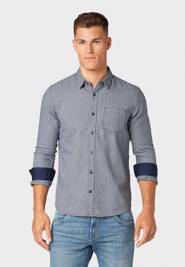 Рубашка Tom Tailor Tom Tailor TO172EMGBFM2 рубашка regular tom tailor р s int 46 ru 37