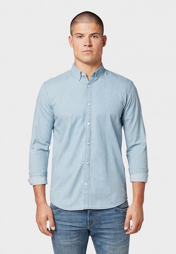 Рубашка Tom Tailor Tom Tailor TO172EMGBFV0 рубашка regular tom tailor р s int 46 ru 37