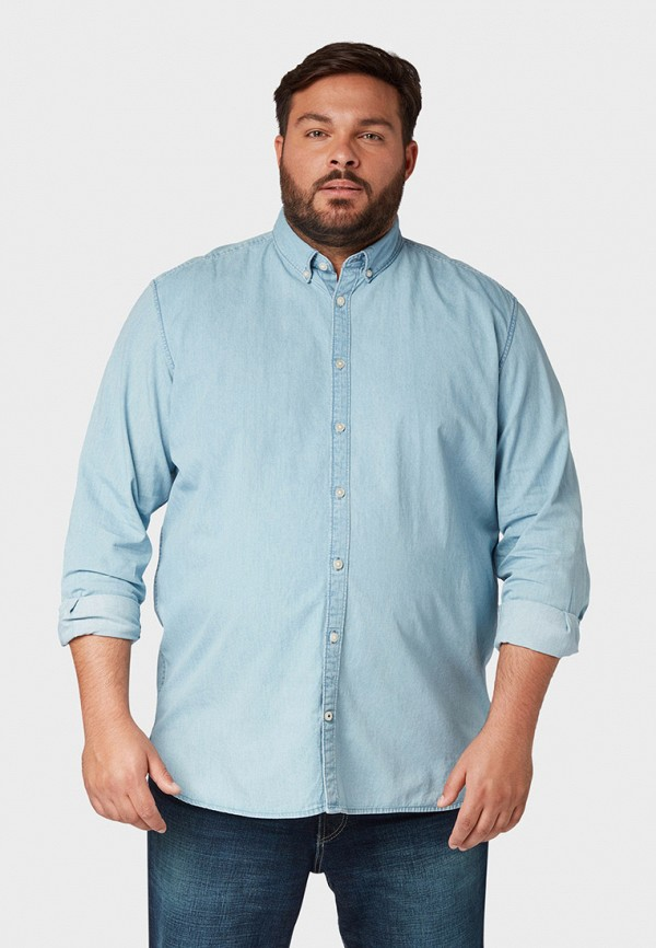 мужская  tom tailor, голубая